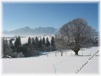 Verschneit -